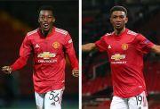 Manchester United Selipkan Dua Pemain Berondong ke Kandang Roma