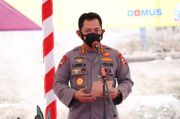 Jelang 100 Hari Kerja Kapolri, Survei Lemkapi: 84,2% Masyarakat Puas Layanan Polri