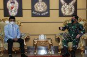 Bertemu Menkominfo, Panglima TNI Bahas Pembangunan 5.000 BTS