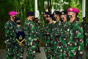 Laksamana TNI Yudo Margono Pimpin Sertijab 5 Jabatan Strategis di TNI AL
