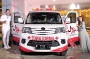 Rayakan Ulang Tahun, Pengusaha Ini Sumbang Ambulan Gratis untuk Masyarakat