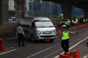 Larangan Mudik, Polisi Mulai Lakukan Penyekatan Kamis Pukul 00.00 WIB