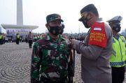 Operasi Ketupat Jaya 2021, Tiga Pilar Jakpus Kerahkan 1.500 Petugas