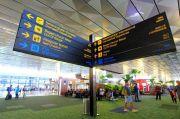 Sehari Sebelum Larangan Mudik, Penumpang Padati Bandara Soekarno-Hatta