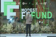 Sandiaga Uno Hadiri Modest Fashion Founders Fund 2021 dalam Balutan Baju Koko