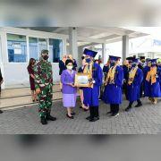 Angkatan Pertama, 149 Siswa SMA Pradita Dirgantara Diwisuda