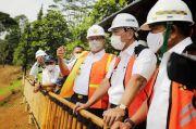 Didampingi Anies dan Basuki, Luhut: Penanganan Banjir Jakarta Memerlukan Integrasi