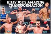 Sempat Gemuk, Begini Transformasi Tubuh Billy Joe Saunders
