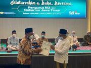 PWNU Jawa Timur Berencana Bangun NU Center di Gresik
