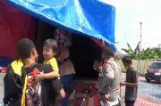 Mudik Jakarta-Ponorogo, Keluarga ini Sembunyi Dalam Bak Truk
