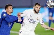 Susunan Pemain Chelsea vs Real Madrid: Ramos dan Hazard Starter