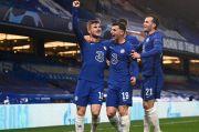 Babak I Chelsea vs Real Madrid: Gol Werner Bikin The Blues di Atas Angin