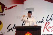 Gerindra Sebut Kader Masih Memohon Prabowo Maju Jadi Capres 2024