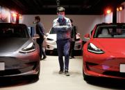 Pemilik Tesla di China Akan Bisa Akses Semua Data di Mobilnya