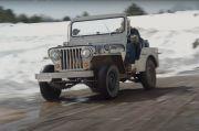 Ini Dia Jeep Perang Dunia Kedua dengan Jantung Dari Tesla