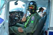 TNI AU Kerahkan 2 Pesawat Cessna IFC Pantau Jalur Mudik 2021