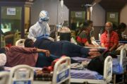 Amukan Covid-19 di India Makin Dahsyat, 120 Orang Meninggal Tiap Jam dan Diprediksi Bakal Terus Meningkat