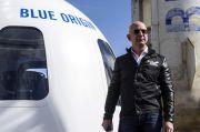 Jeff Bezos Jual Saham Amazon Rp28,8 Triliun, Ada Apa?