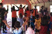 LPT UMM Pulihkan Psikologis Anak-anak Penyintas Gempa