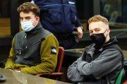 Bunuh Polisi Italia, Dua Turis Asal AS Divonis Penjara Seumur Hidup