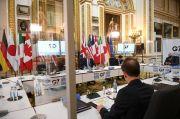 G7 Sebut China sebagai Pengganggu dan Rusia Penjahat