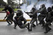 24 Tewas dalam Aksi Protes Anti Pemerintah di Kolombia