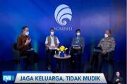 Soal Larangan Mudik, Menkominfo: Masyarakat Harus Partisipasi Kendalikan COVID-19