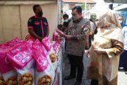 Harga Bahan Pokok Jelang Lebaran di Jawa Timur Stabil