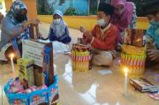 Ngabuburit Ramadhan, Anak Panti Asuhan Ini Belajar Rangkai Parcel Lebaran