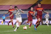 Dikalahkan AS Roma, Man United Merapat ke Final Liga Europa