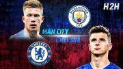 Preview Manchester City vs Chelsea: Penentuan Jawara Liga Inggris