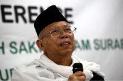 Tak Menerima Tamu, KH Maruf Amin Lebaran dengan Keluarga Inti di Rumah Dinas