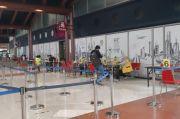 Larangan Mudik, Lalu Lintas Penerbangan di Bandara Soetta Turun 90%