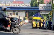Ketangkap Hendak Mudik di GT Bekasi Timur, Pengemudi Bilang Lagi Test Drive