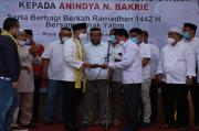 Anindya Bakrie Terima Deklarasi Dukungan Kadin Malut