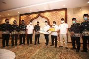 Sinar Mas Donasikan Minyak Goreng bagi Karyawan Masjid Istiqlal