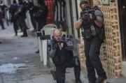 Polisi Brasil - Kartel Narkoba Baku Tembak di Permukiman Kumuh, 25 Tewas