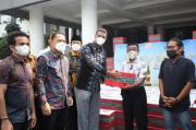 700 Paket Sembako Dibagikan untuk Seniman Terdampak COVID-19