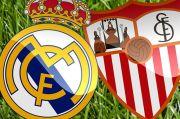 Preview Real Madrid vs Sevilla: Panaskan Perburuan Gelar