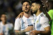 Duet Messi-Aguero Segera Terwujud di Camp Nou?