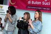 Sejumlah Artis dan Sponsor Turut Ramaikan Acara Berbagi MNC Peduli & Celebrities.id