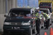 Nekat Mudik, 3.391 Kendaraan Dipaksa Putar Balik Polda Metro Jaya