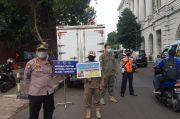 Tidak Gunakan Masker, 37 Warga Tambora Ditindak Petugas
