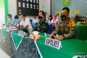 Berlakukan PPKM Skala Mikro, Akses 2 Desa di Bengkulu Utara Ditutup