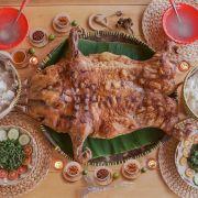 Ramai di Medsos, Bipang Ambawang adalah Makanan Khas Kalimantan