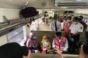 Sidak ke Stasiun Senen, Menhub Pastikan Penumpang Kereta Penuhi Syarat Perjalanan