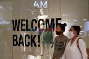Kunjungan ke Pusat Perbelanjaan Naik 30% Sejak April