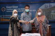 Adik Bungsu Menkopolhukam Mahfud MD Menang Telak di Pilrek Unitomo Surabaya