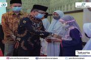 Sambut Idul Fitri, Sarana Jaya dan MUI DKI Jakarta Gelar Santunan 100 Anak Yatim