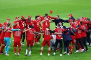 Berpisah Usai Bawa Bayern Juara Bundesliga, Hansi Flick: Dua Tahun yang Berharga